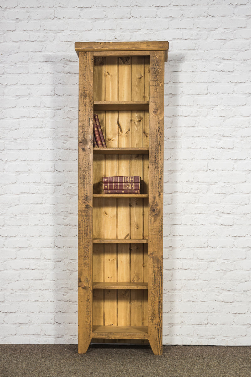 Boss 2 Door Plank Low Heart Bookcase
