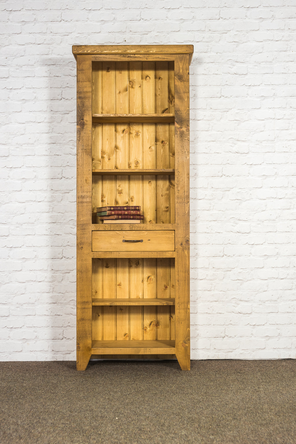 Boss Alcove Bookcase