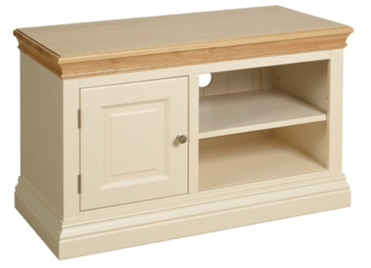 Minster 3 Drawer Bedside Table