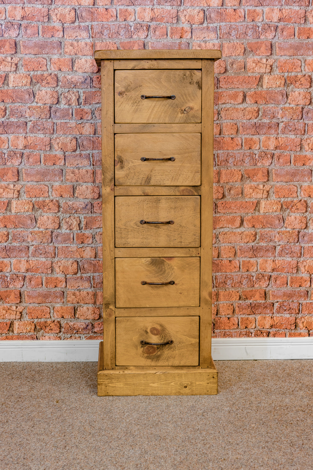 Boss 5 Drawer Wellington Chest