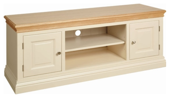 Minster 2 Door TV Unit