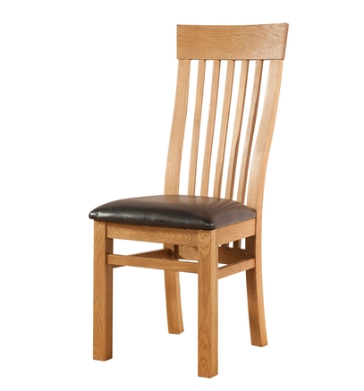 Avondale Curved Back Chair