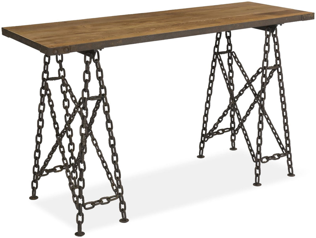 Tuscany Bar Table with Chain Legs