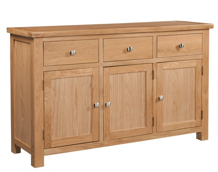 Dorchester 3 Door Sideboard