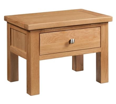 Dorchester Side Table with Drawer