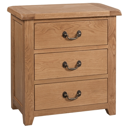 Dorset 3 Drawer Chest