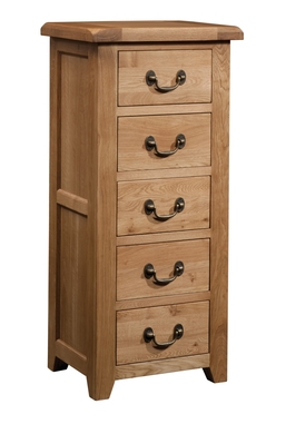Dorset 5 Drawer Wellington Chest