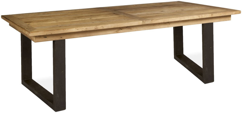 Tuscany Console Table with Iron Legs