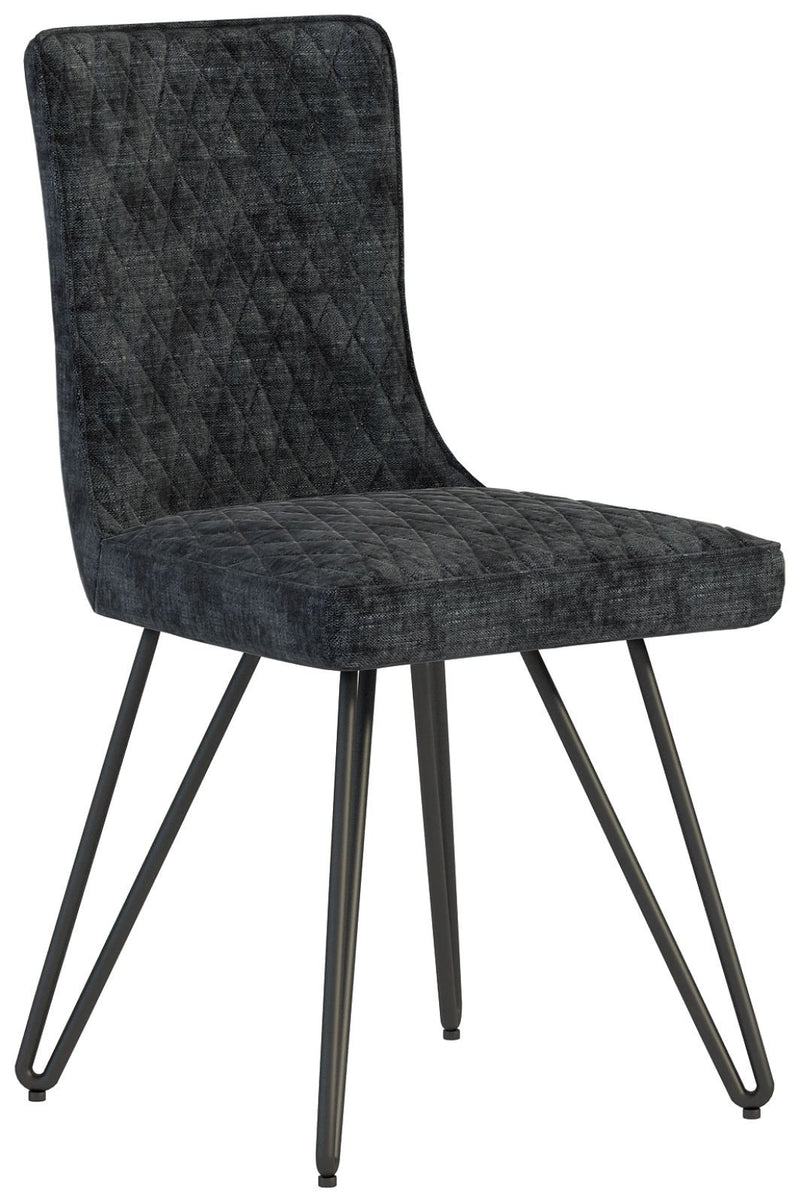 Amalgam Grey Dining Chair
