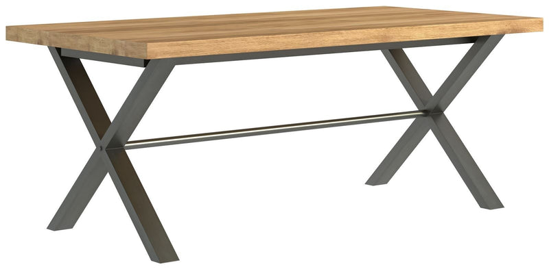 Amalgam 190cm Dining Table