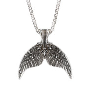 Mystical Dolphin Tail Necklace