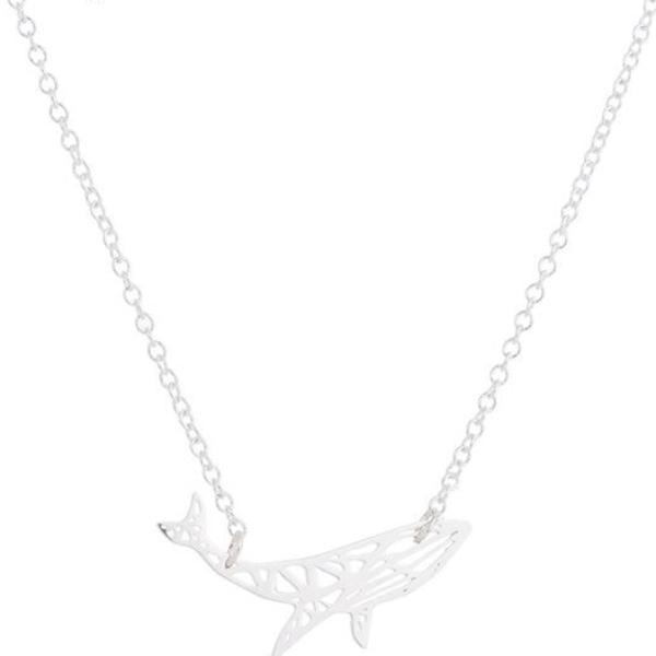 OceanLife Whale Necklace
