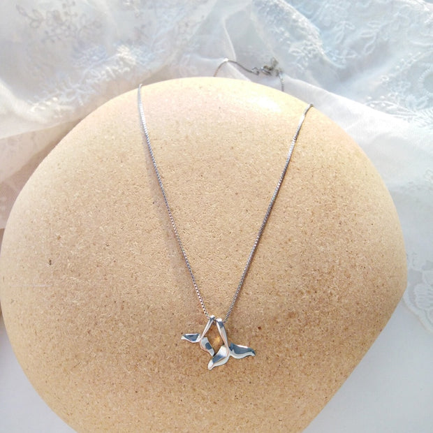 Whale Wish Necklace
