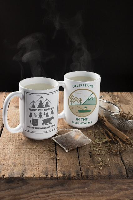 Home Goods | Outdoor Inspired Mugs, Tumblers, & More