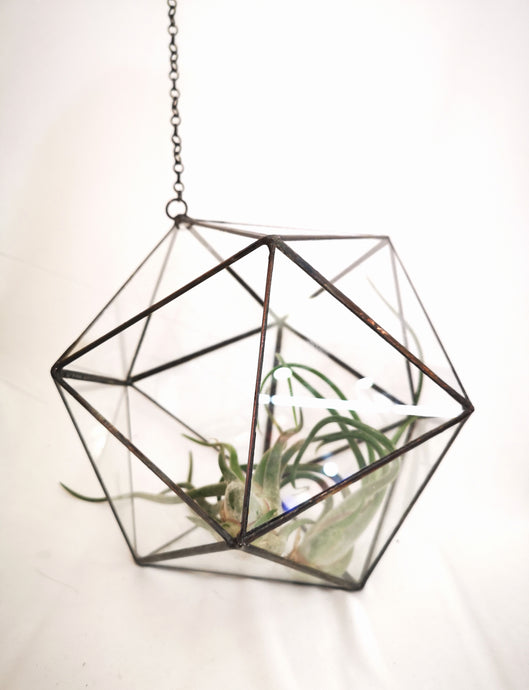 Iridis Hanging Glass (20cm)