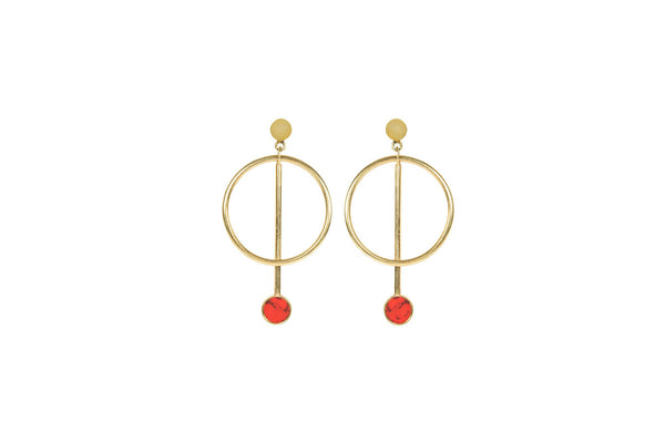 LUVA EARRINGS