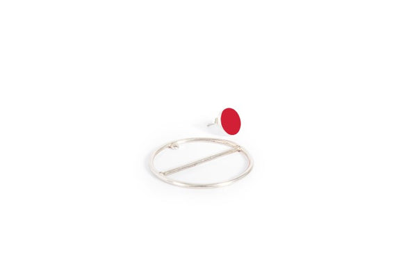 KARA SMALL COIN +  BAR AND RING