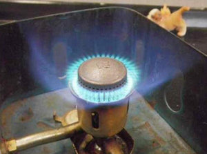 PuppyDawg Silent Burner Cap for Enders Baby Stove-by Berniedawg Stoves