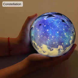 Lampe de Projection Diamand - Constellation - luminaire