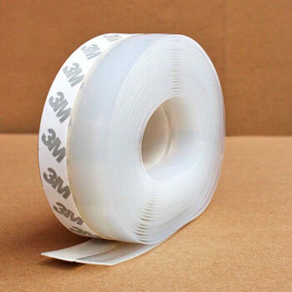 Transparent Windproof Silicone Sealing Strip Bar Door Sealing Strip