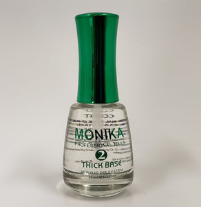 .MONIKA Professional - Dipping Powder Essentials Thick Base Coat  -  0.5 fl.oz/15mL