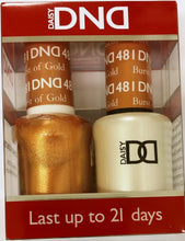 DND Duo GEL + MATCHING Nail Polish SET (461-521) - Choose Your Colors