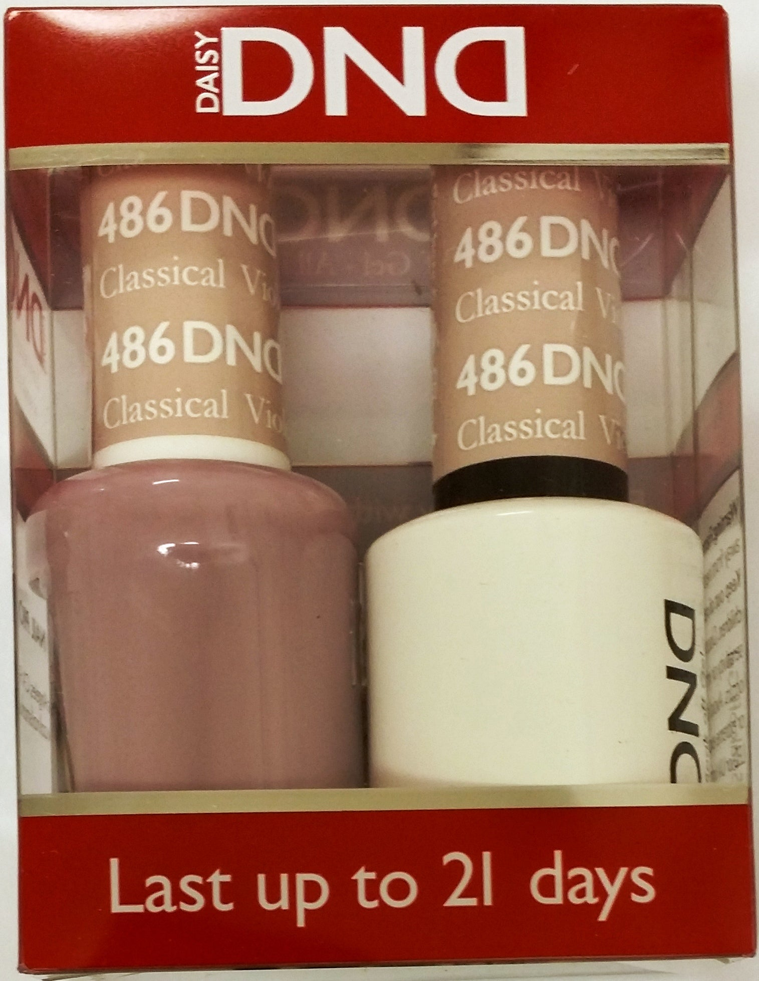 Dnd Duo Gel Matching Nail Polish Set 461 521 Choose Your Colors Four Seasons Beauty