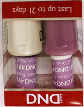 Daisy DND Duo GEL + MATCHING Nail Polish SET (461-521) - Choose Your Colors