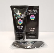 Nail Harmony Gelish PolyGel Light Pink - (2oz / 60g)