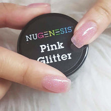 NuGenesis Nail Dipping Powder PINKS & WHITES - 2oz/43gr jar