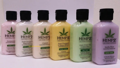 Pack of 3 - HEMPZ 2.25 fl. oz Lotion