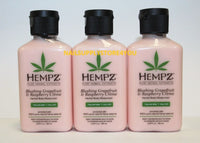 Pack of 3 - HEMPZ 2.25 fl. oz Lotion - Choose your favorite