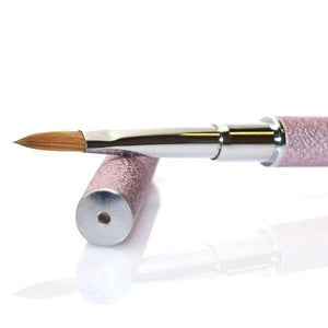 3D Nail Art Brush For Designer Nail Acrylic Powder Manicure Pedicure