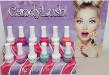 Kiara Sky - Gel Polish+ Matching Nail Lacquer - New *Candy Lush* - Pick Colors