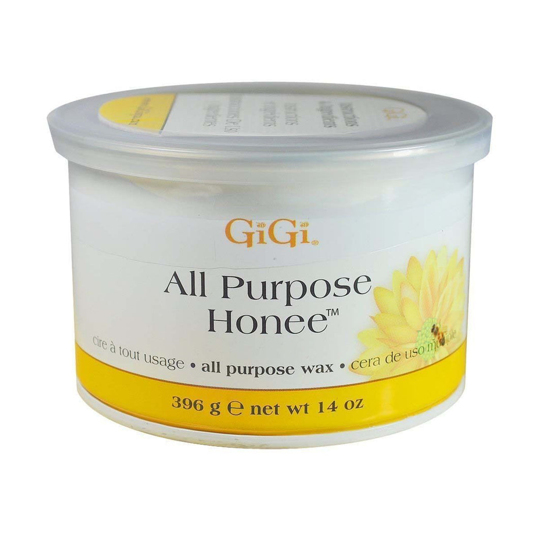 GIGI Wax - ALL PURPOSE HONEE - 14oz/396g