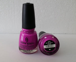 China Glaze Nail Polish 0.5oz/14ml