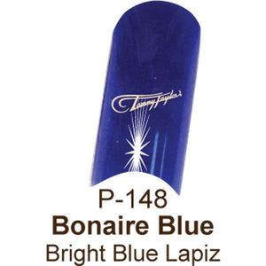 Bright blue lapiz