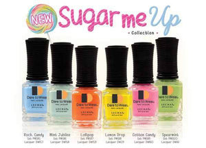 "LECHAT Dare to Wear Nail Polish - ""SUGAR ME UP"" Collection (6 Colors)"