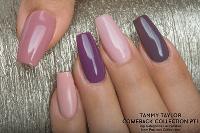 Tammy Taylor Nails - COMEBACK COLLECTION PT.1 Gelegance Gel Polish