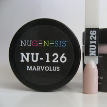 NuGenesis Nail Color Dipping Powder 1oz/jar (NU121 - 186)