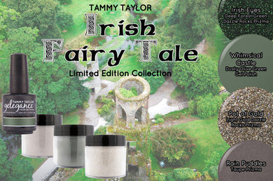 Tammy Taylor Nails - Irish Fairy Tale Collection