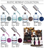 LeChat Perfect Match Collection - 6 Gelcolor+  Matching Nail Polish colors