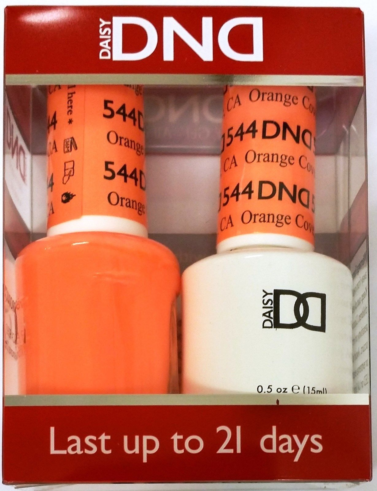 Daisy Dnd Duo Gel Matching Nail Polish Set 522 To 545
