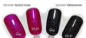 LECHAT Perfect Match Gel & Polish Duo limited- LOVE OBSESSION+FREE Mini Lacquer