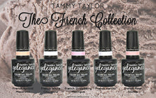 "Tammy Taylor Nails -""THE FRENCH COLLECTION"" SOAK-OFF GEL POLISH- 5 colors"