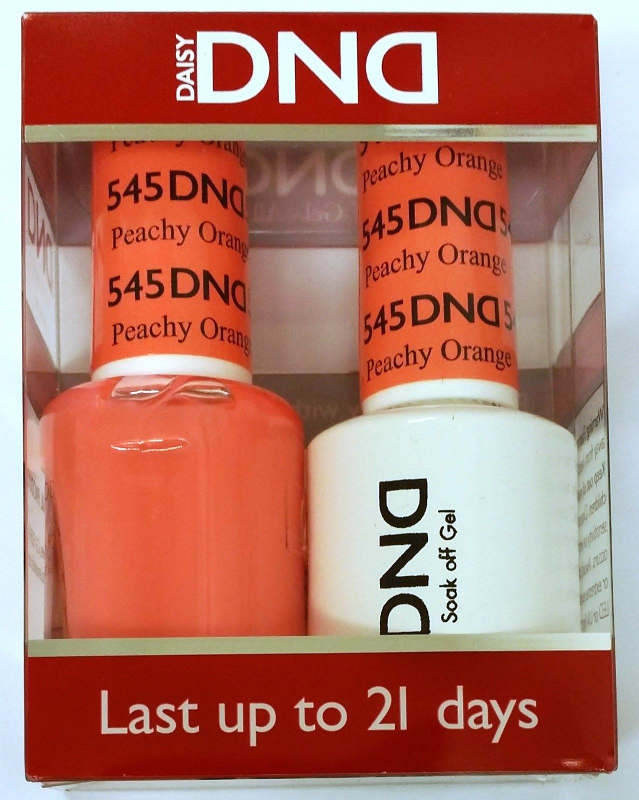 Dnd Duo Gel Matching Nail Polish Set 522 To 545 Choose Your Colo Four Seasons Beauty