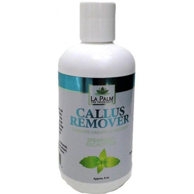 La Palm Callus Remover - Spearmint - 8oz (Made in USA)