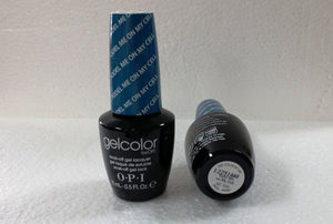 OPI GELCOLOR + MATCHING LACQUER - 0.5oz/15ml