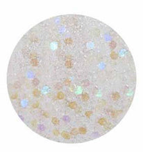 "EzFlow Boogie Nights Acrylic Glitter Powder  ""CONFETTI""  - Choose your Colors"