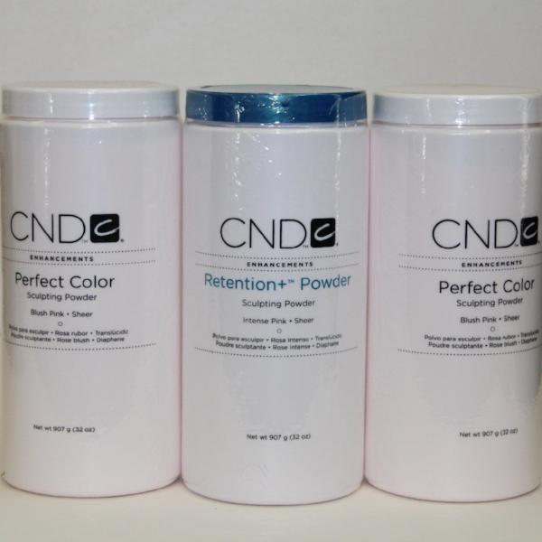 32 oz CND Perfect Color Sculpting Powder Pink